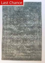 ORG Lahma D-092 Light Grey Area Rug