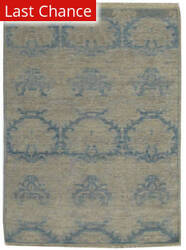 Org Angura 850 Light blue/Multi Area Rug