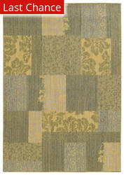 Rugstudio Sample Sale 110482R Moss Area Rug