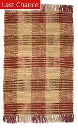 Rugstudio Sample Sale 64480R Red Area Rug