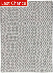 Rugstudio Sample Sale 185366R Silver Area Rug