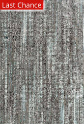 Rugstudio Sample Sale 185416R Aqua Blue Area Rug