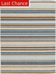Rugstudio Sample Sale 185463R Pastel Yellow Area Rug