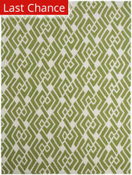 Rugstudio Sample Sale 185607R Olive Green Area Rug