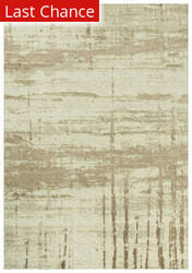 Rugstudio Sample Sale 196544R Beige - Ivory Tan Area Rug