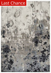 Rugstudio Sample Sale 205377R Gray Area Rug