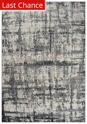 Rugstudio Sample Sale 205380R Gray Area Rug