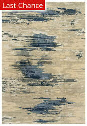Rugstudio Sample Sale 205401R Beige - Gray Area Rug