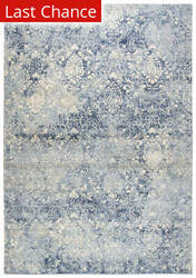Rugstudio Sample Sale 180062R Light Blue Area Rug
