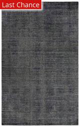 Rugstudio Sample Sale 180077R Black Area Rug
