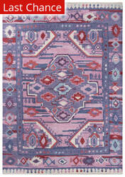 Rugstudio Sample Sale 179912R Purple Area Rug