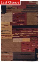 Rugstudio Sample Sale 163676R Multi Area Rug
