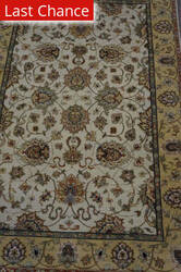 Rugstudio Sample Sale Jv-36 Gold Area Rug