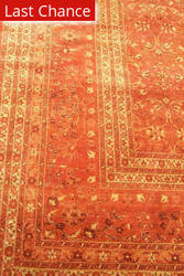 Rugstudio Sample Sale V-1737 Rust Area Rug