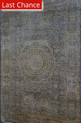 Rugstudio Sample Sale Mamluk Brown - Beige Area Rug