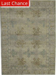 Rugstudio Sample Sale Enspira Beige Area Rug