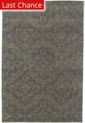 Rugstudio Sample Sale Ornament Smoke Area Rug