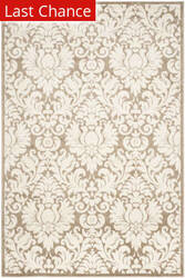 Rugstudio Sample Sale 111894R Wheat / Beige Area Rug