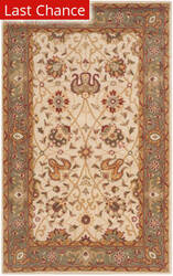 Rugstudio Sample Sale 49628R Ivory Area Rug