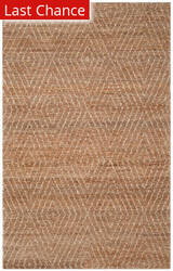 Rugstudio Sample Sale 192651R Natural - Ivory Area Rug
