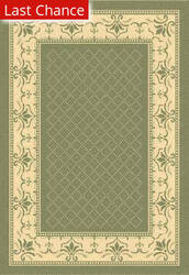 Rugstudio Sample Sale 98644R Olive / Natural Area Rug