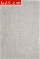 Rugstudio Sample Sale 182142R Grey - Turquoise Area Rug