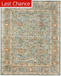 Rugstudio Sample Sale 66322R Blue / Blue Area Rug