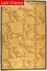 Rugstudio Sample Sale 49898R Light Brown Area Rug