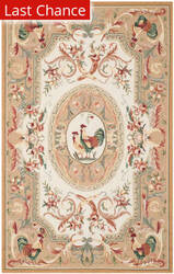 Rugstudio Sample Sale 46432R Taupe Area Rug