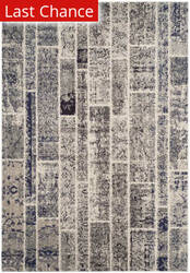 Rugstudio Sample Sale 143449R Grey - Multi Area Rug