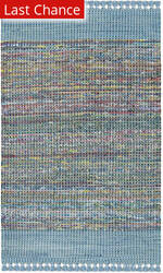 Rugstudio Sample Sale 196147R Blue - Multi Area Rug