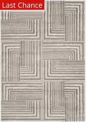 Safavieh Porcello Prl3740d Light Grey / Dark Grey Area Rug