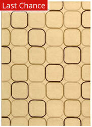 Rugstudio Sample Sale 50325R Ivory / Multi Area Rug