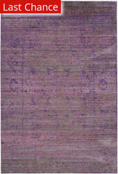 Rugstudio Sample Sale 143658R Lavender - Multi Area Rug