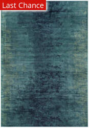 Rugstudio Sample Sale 182639R Turquoise - Multi Area Rug