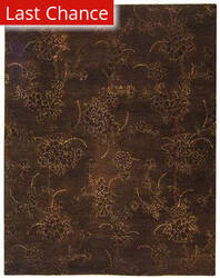 Rugstudio Sample Sale 47177R Brown Area Rug