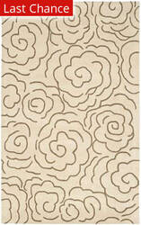 Rugstudio Sample Sale 47267R Beige / Multi Area Rug