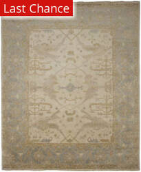Rugstudio Sample Sale 148989R Antique Wash Finish Area Rug