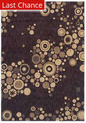 Shaw Angela Adams Tidal Pool Navy 04400 Area Rug