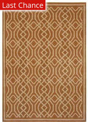 Shaw Inspired Design Kingsley Gold 10200 Area Rug
