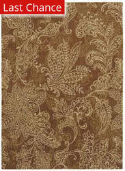 Shaw Pacifica Santa Barbara Polished Copper 05600 Area Rug