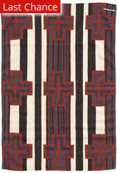 Southwest Looms Dreamcatcher Chief Blanket N-20 Area Rug