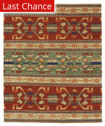 Rugstudio Sample Sale 135810R Sw-7 Area Rug