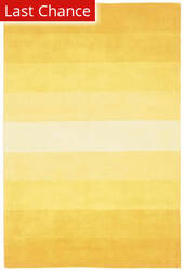 St. Croix Aspect Ct06 Yellow Area Rug