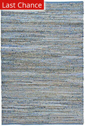 St. Croix Earth First Dh01 Blue Area Rug