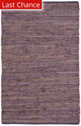 St. Croix Earth First Dh02 Purple Area Rug