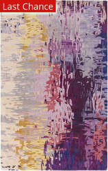 Rugstudio Sample Sale 106159R Mauve Area Rug
