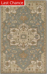 Rugstudio Sample Sale 110948R Beige Area Rug