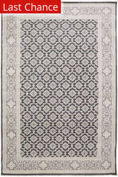 Rugstudio Sample Sale 111090R Charcoal Area Rug