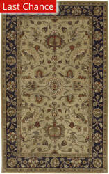 Rugstudio Sample Sale 24024R Tan Area Rug